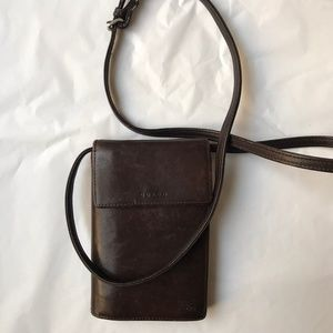 Coach Vintage Mini Crossbody Wallet